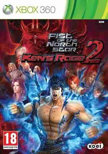 Descargar Fist Of The North Star Kens Rage 2 [MULTI][Region Free][XDG2][COMPLEX] por Torrent